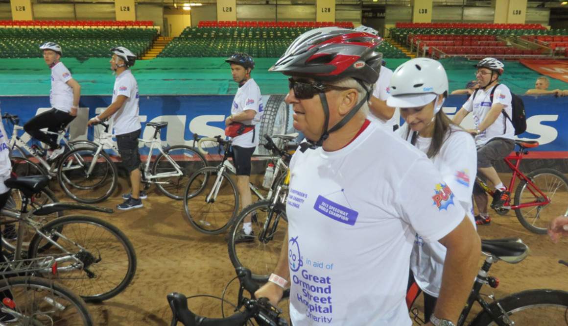 Our charity challenge: 280 km bike ride in 24 hours