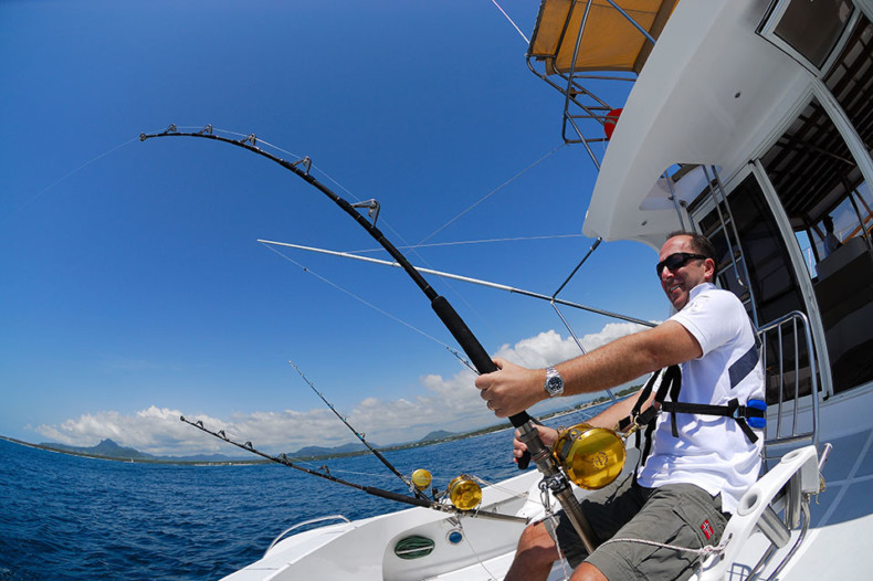 Click to see our fishing yacht for rent