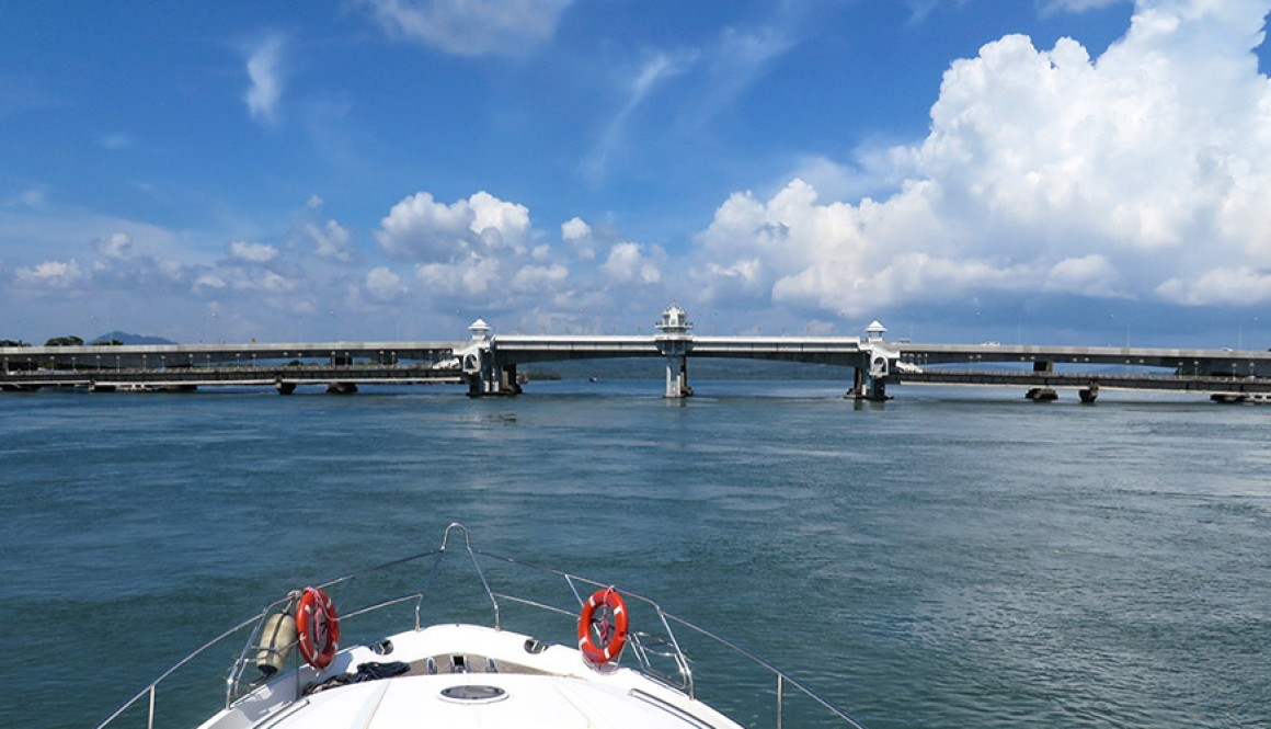 Yacht delivery Myanmar to Phuket