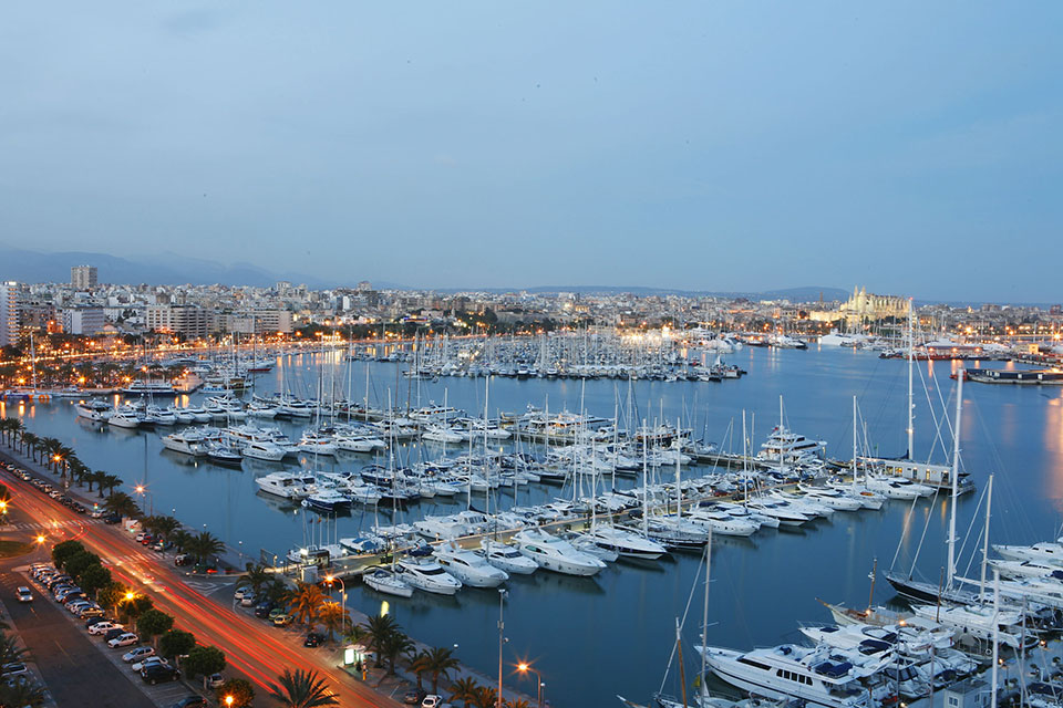 Port of Palma de Mallorca