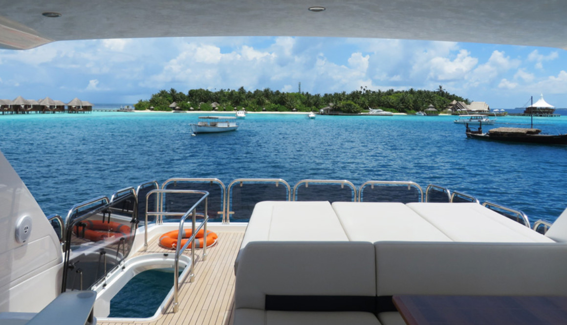 What we have learnt about cruising the Maldives by yacht