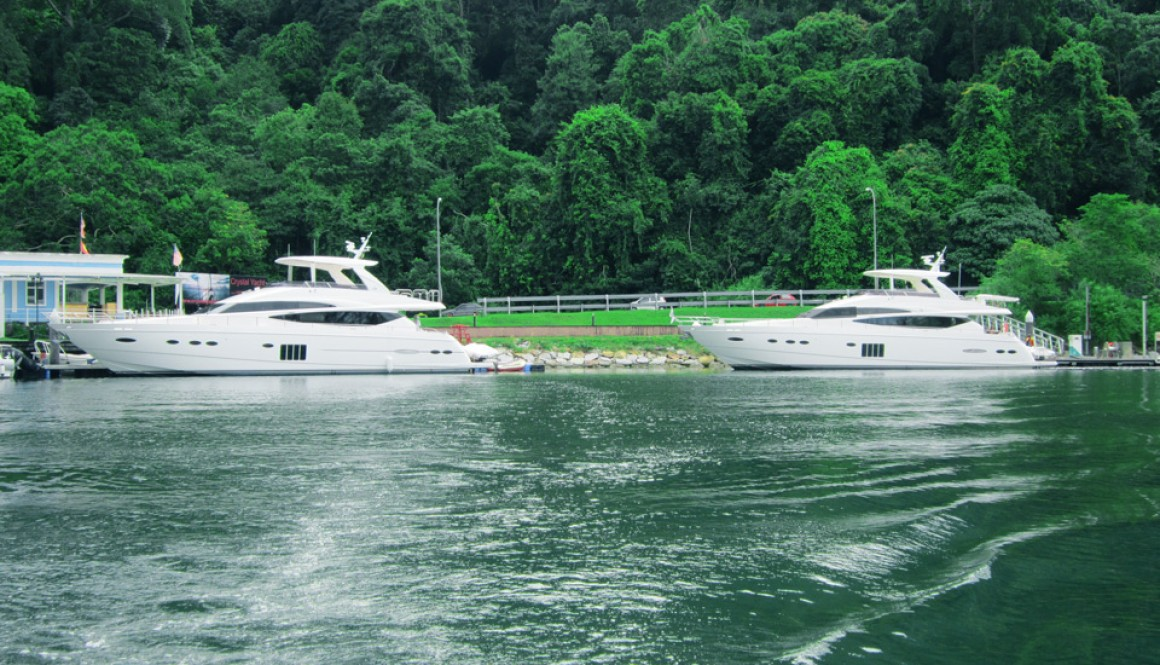 Gallery: Successful motor yacht delivery: Princess 78 comes to Thailand