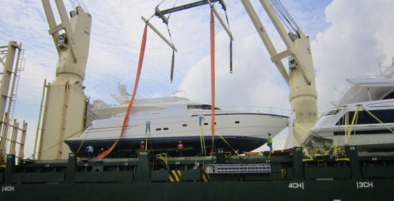 Another stunning addition to Princess motor yachts in Asia