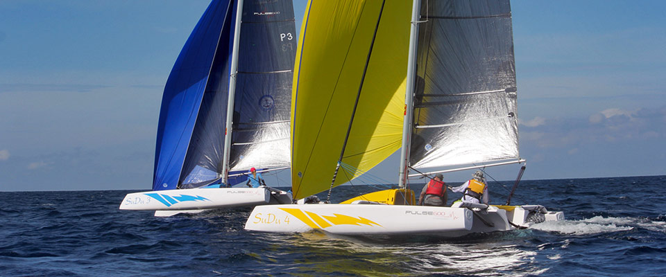 Sailing Training and Mini Regatta