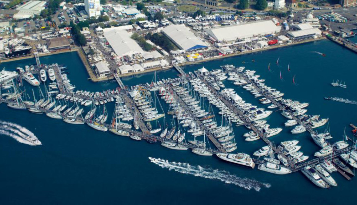 Working with Princess Yachts International: from Asia to Europe
